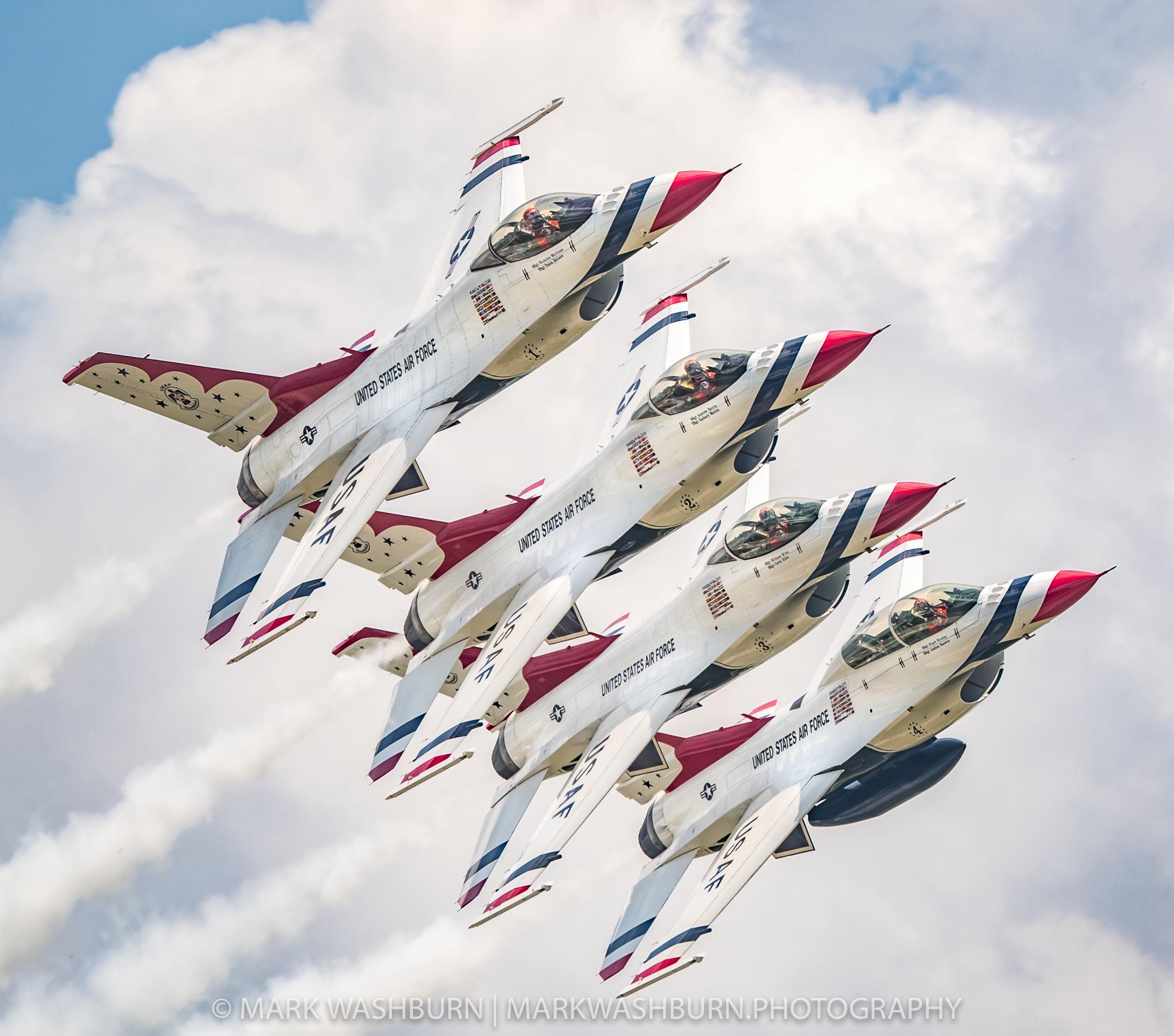 Echelon Pass In Review – Thunderbirds