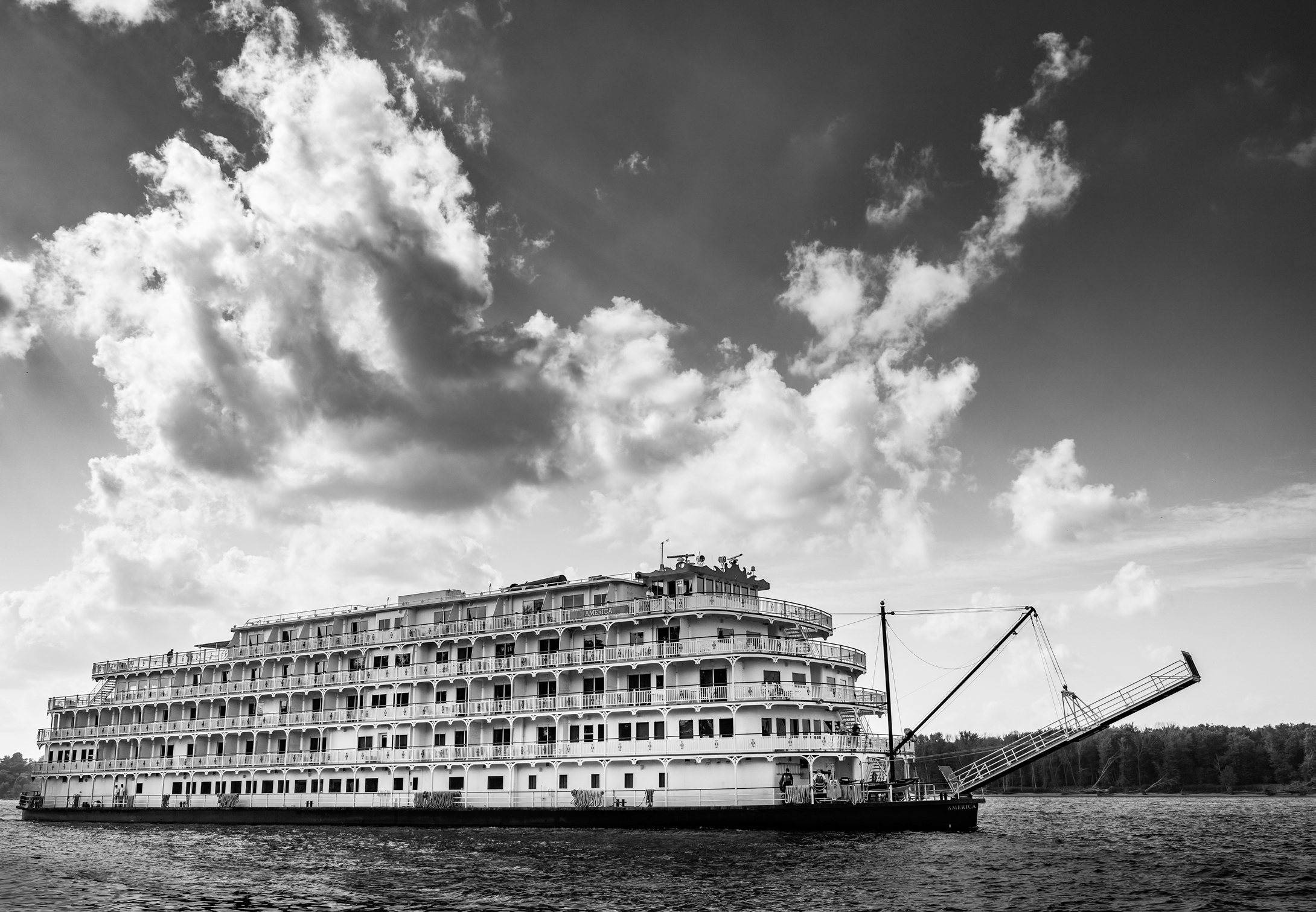 Riverboats